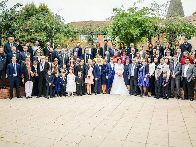Le mariage de Nicolas et Charline à Achères, Yvelines 37
