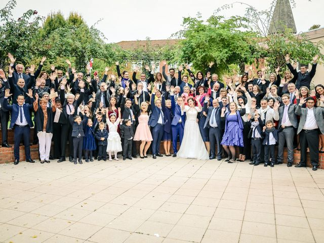 Le mariage de Nicolas et Charline à Achères, Yvelines 38