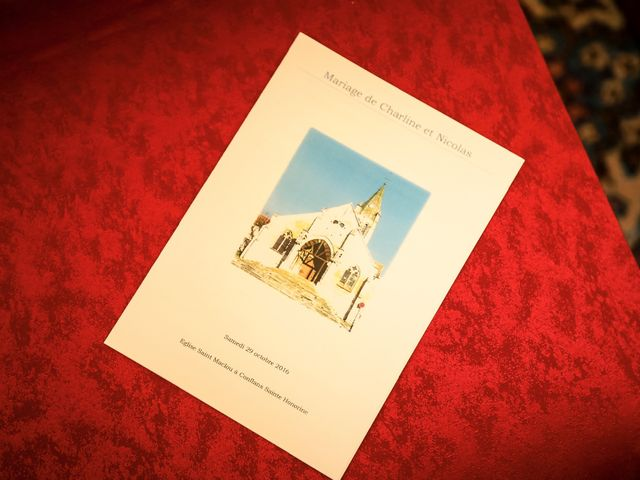 Le mariage de Nicolas et Charline à Achères, Yvelines 42