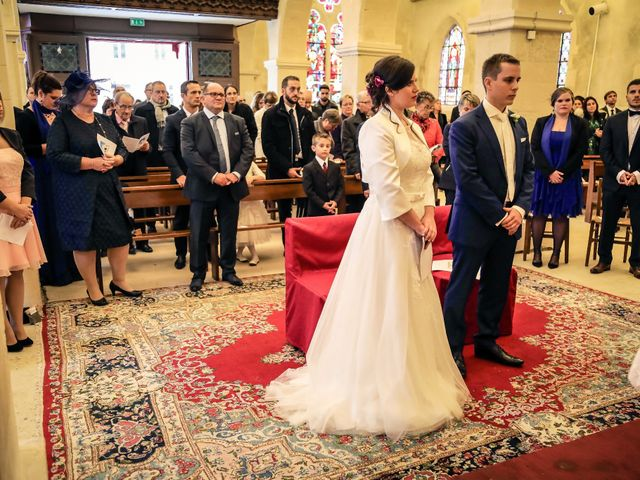 Le mariage de Nicolas et Charline à Achères, Yvelines 46