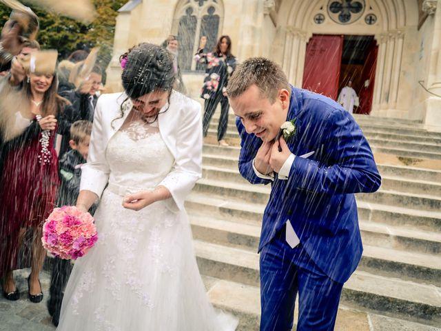 Le mariage de Nicolas et Charline à Achères, Yvelines 48