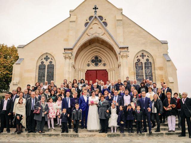 Le mariage de Nicolas et Charline à Achères, Yvelines 51