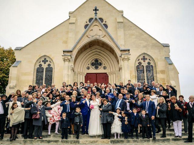 Le mariage de Nicolas et Charline à Achères, Yvelines 52