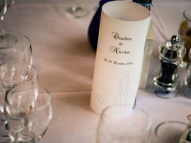 Le mariage de Nicolas et Charline à Achères, Yvelines 57