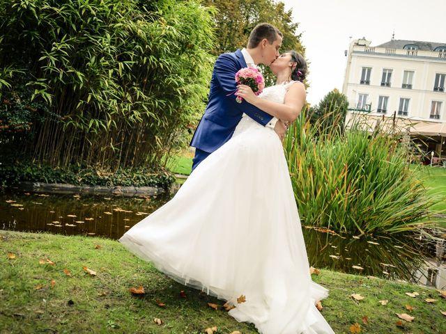 Le mariage de Nicolas et Charline à Achères, Yvelines 65