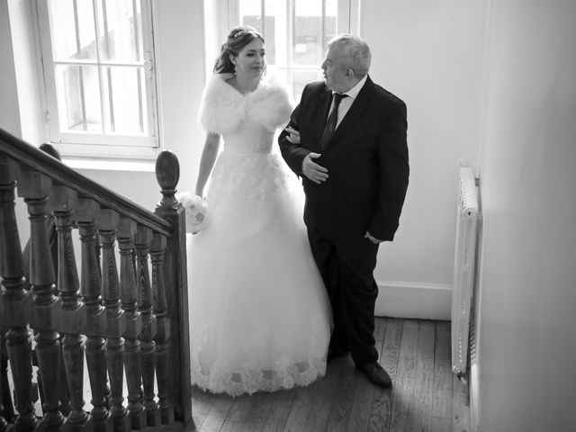 Le mariage de Abdelatif et Vanessa à Cergy, Val-d'Oise 24
