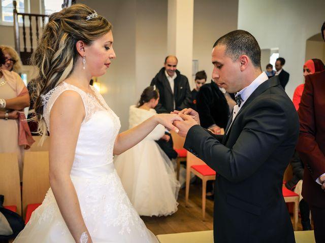 Le mariage de Abdelatif et Vanessa à Cergy, Val-d'Oise 27