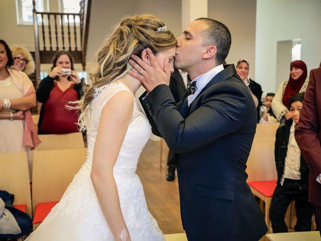 Le mariage de Abdelatif et Vanessa à Cergy, Val-d'Oise 29