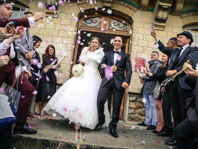 Le mariage de Abdelatif et Vanessa à Cergy, Val-d'Oise 31