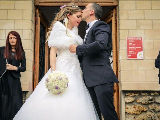 Le mariage de Abdelatif et Vanessa à Cergy, Val-d'Oise 32