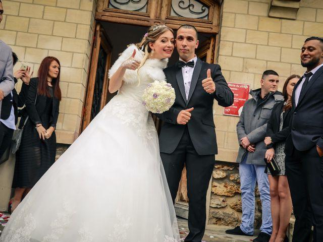 Le mariage de Abdelatif et Vanessa à Cergy, Val-d'Oise 33
