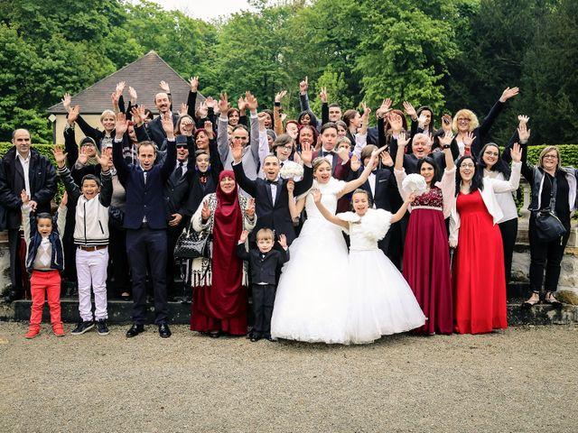 Le mariage de Abdelatif et Vanessa à Cergy, Val-d'Oise 35