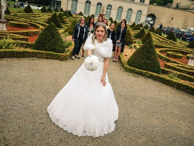 Le mariage de Abdelatif et Vanessa à Cergy, Val-d'Oise 36