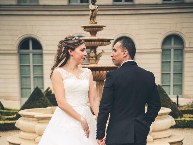 Le mariage de Abdelatif et Vanessa à Cergy, Val-d'Oise 37