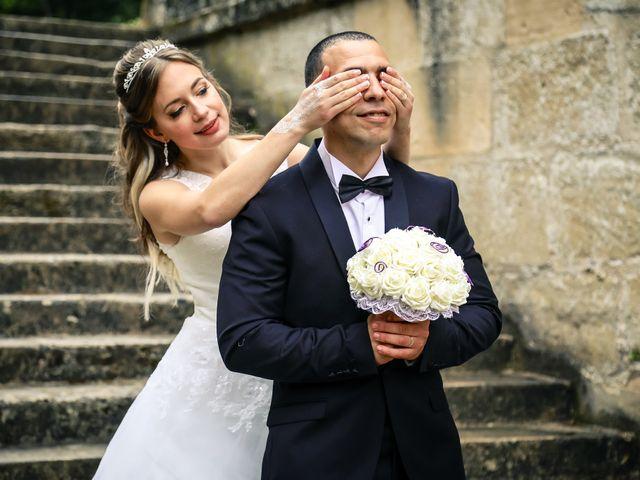 Le mariage de Abdelatif et Vanessa à Cergy, Val-d'Oise 38