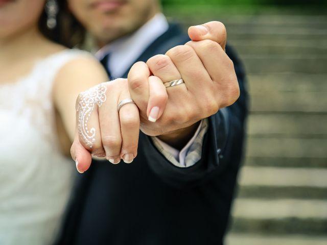 Le mariage de Abdelatif et Vanessa à Cergy, Val-d'Oise 40