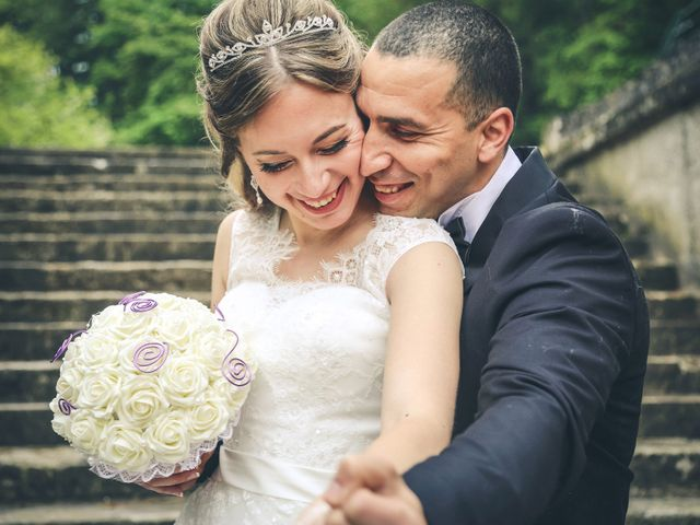 Le mariage de Vanessa et Abdelatif