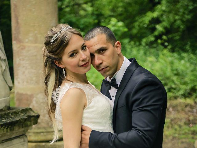 Le mariage de Abdelatif et Vanessa à Cergy, Val-d'Oise 44