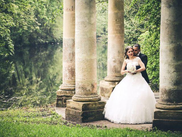 Le mariage de Abdelatif et Vanessa à Cergy, Val-d'Oise 46