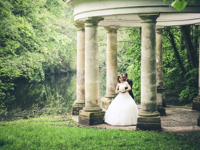 Le mariage de Abdelatif et Vanessa à Cergy, Val-d'Oise 47