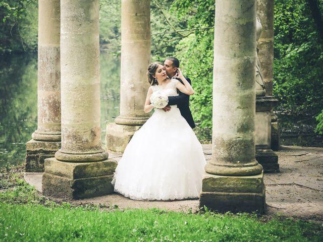 Le mariage de Abdelatif et Vanessa à Cergy, Val-d'Oise 48
