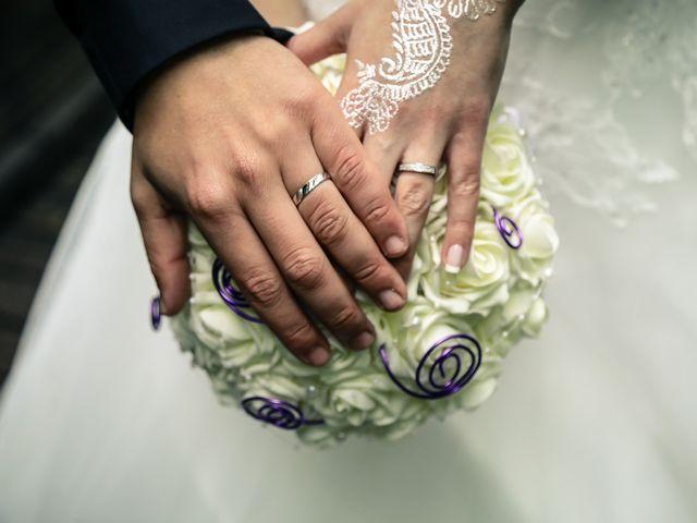 Le mariage de Abdelatif et Vanessa à Cergy, Val-d'Oise 50