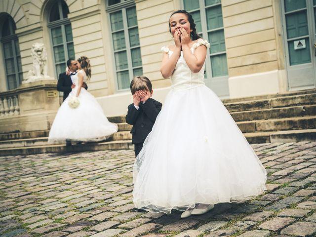 Le mariage de Abdelatif et Vanessa à Cergy, Val-d'Oise 53
