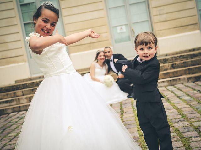 Le mariage de Abdelatif et Vanessa à Cergy, Val-d'Oise 54
