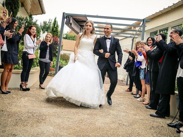 Le mariage de Abdelatif et Vanessa à Cergy, Val-d'Oise 55