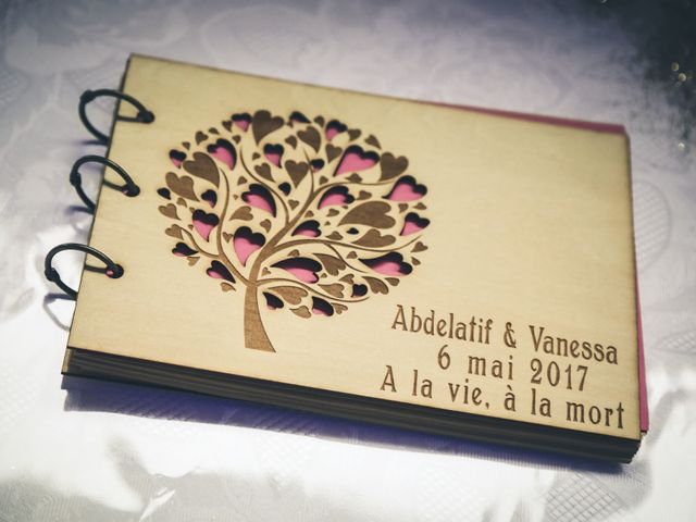Le mariage de Abdelatif et Vanessa à Cergy, Val-d'Oise 61