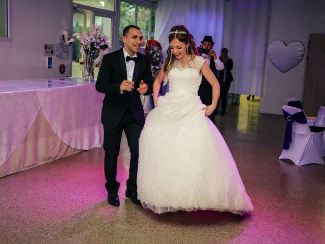 Le mariage de Abdelatif et Vanessa à Cergy, Val-d'Oise 69
