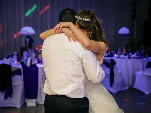 Le mariage de Abdelatif et Vanessa à Cergy, Val-d'Oise 78