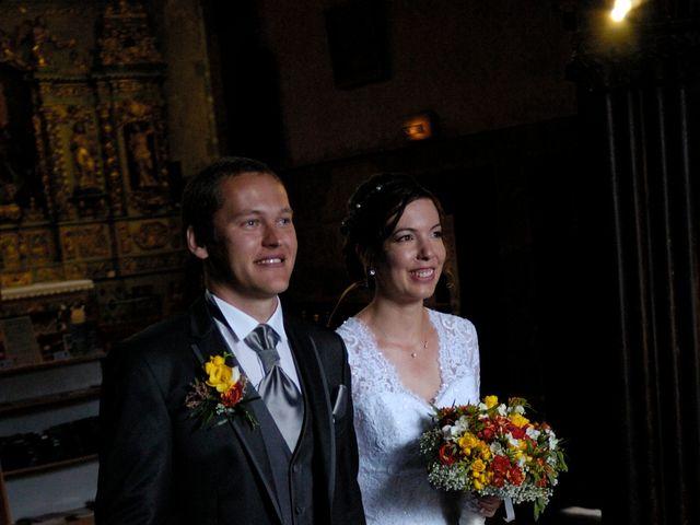 Le mariage de Mathieu et Angélique à Le Faou, Finistère 1