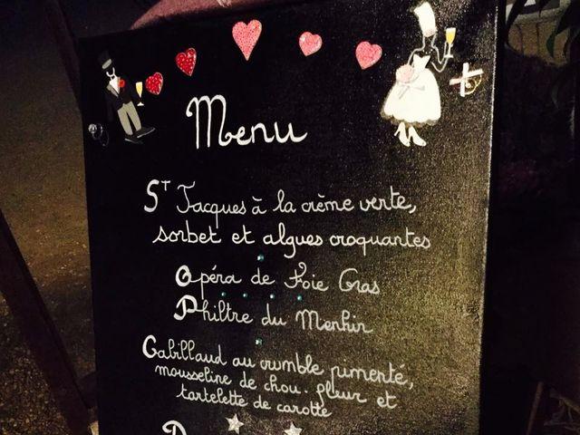Le mariage de Mathieu et Angélique à Le Faou, Finistère 3