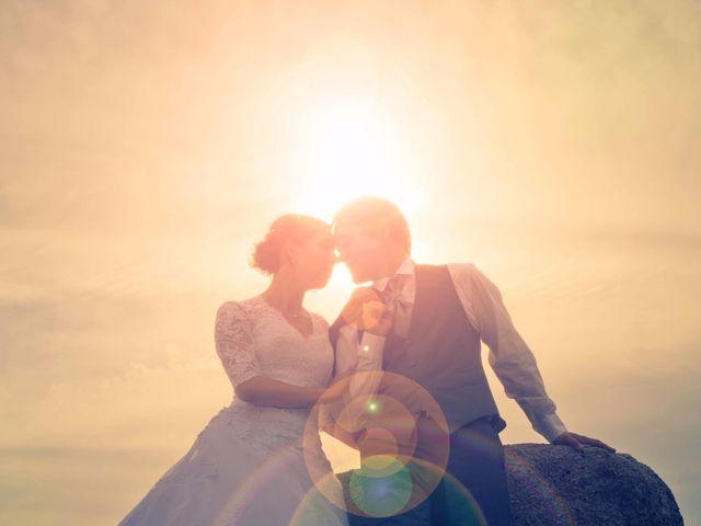 Le mariage de Mathieu et Angélique à Le Faou, Finistère 13