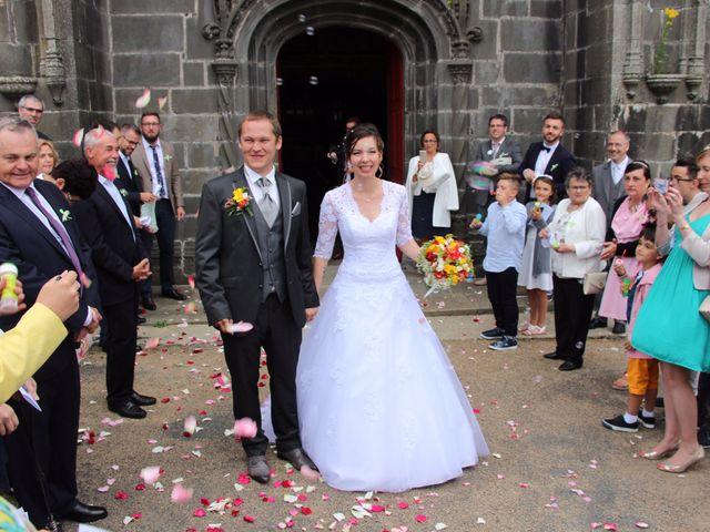 Le mariage de Mathieu et Angélique à Le Faou, Finistère 21