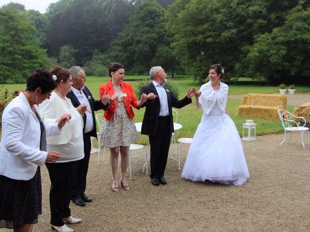 Le mariage de Mathieu et Angélique à Le Faou, Finistère 23