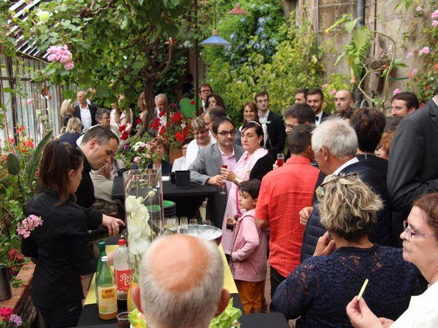 Le mariage de Mathieu et Angélique à Le Faou, Finistère 24