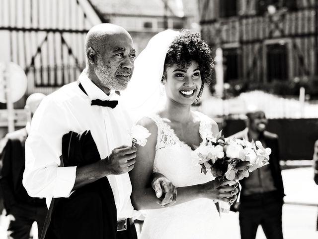 Le mariage de Jennifer et Emmanuel
