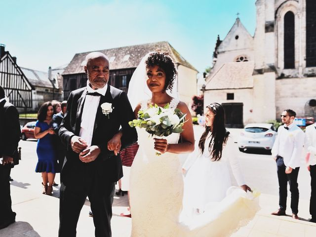 Le mariage de Emmanuel et Jennifer à La Faloise, Somme 2