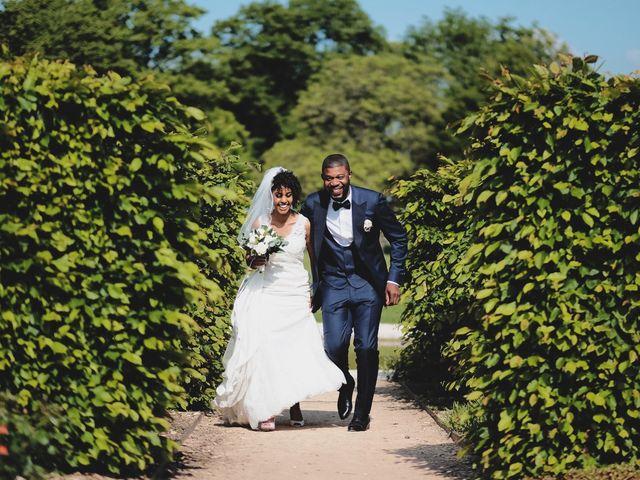 Le mariage de Emmanuel et Jennifer à La Faloise, Somme 6