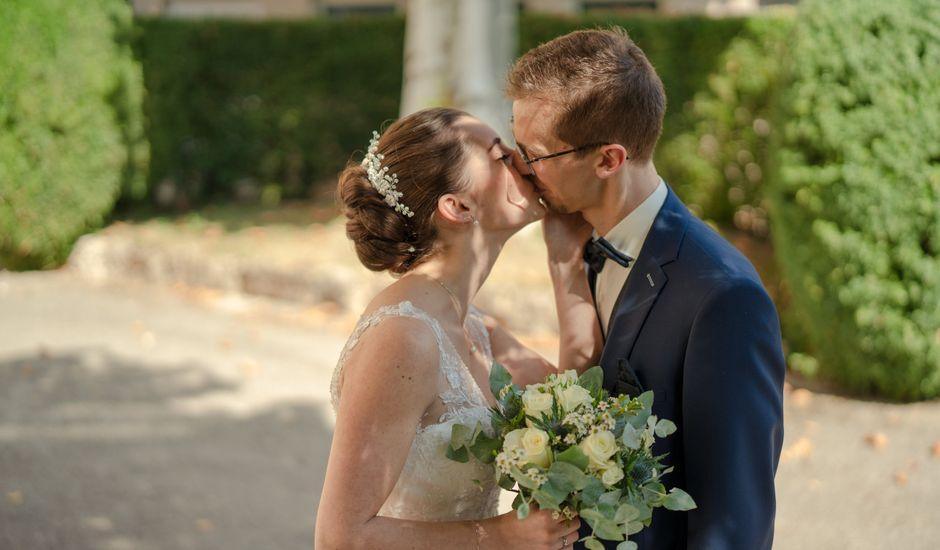 Le mariage de Vincent et Sarah à Saint-André-en-Royans, Isère