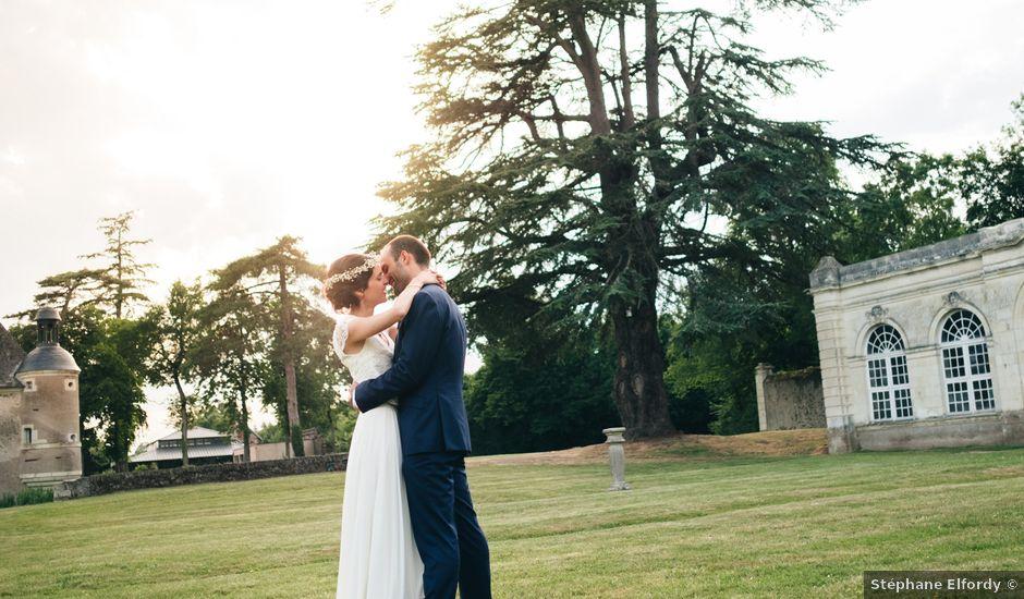 Le mariage de Vincent et Mathilde à Nantes, Loire Atlantique