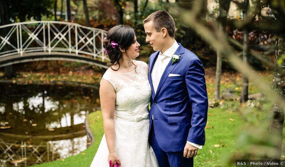 Le mariage de Nicolas et Charline à Achères, Yvelines