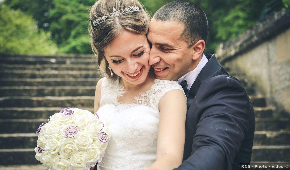 Le mariage de Abdelatif et Vanessa à Cergy, Val-d'Oise
