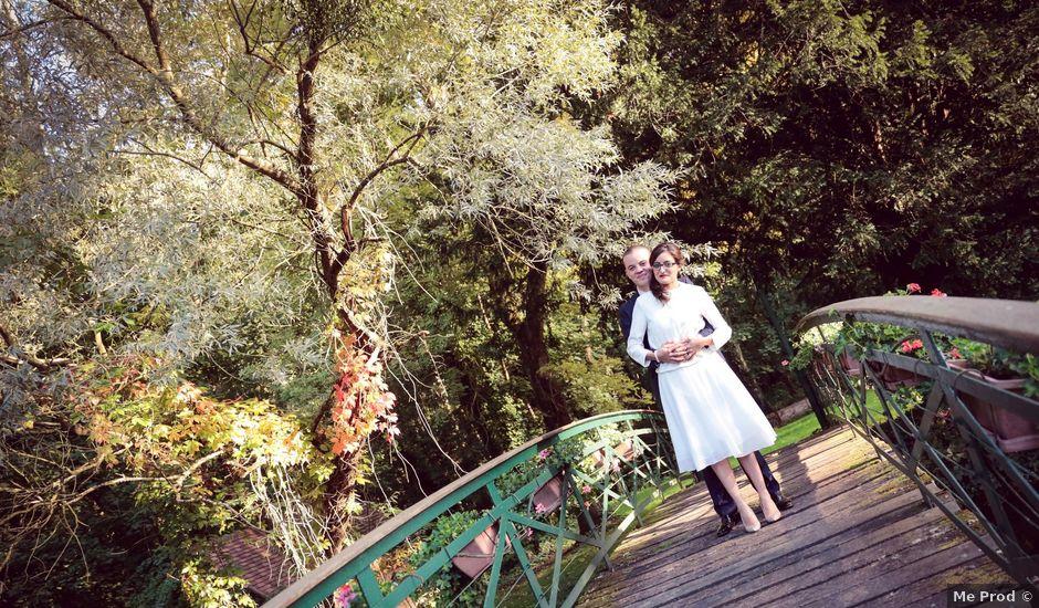 Le mariage de Yacine et Rym à Chevilly-Larue, Val-de-Marne