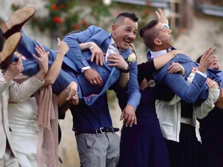 Le mariage de Cyril et Julien
