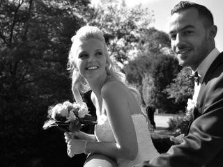 Le mariage de Esther et Salah