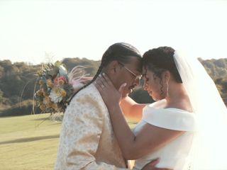 Le mariage de Naomie et Andrew