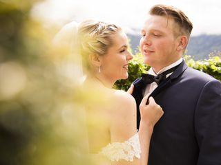 Le mariage de Irvine et Sandie